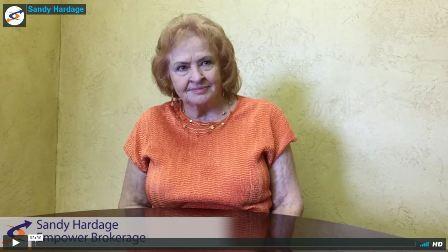 Sandy Hardage Life Insurance