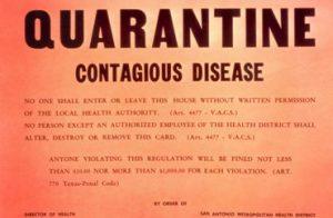 Coronavirus impacting economy